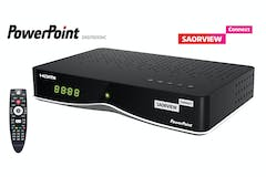 PowerPoint Saorview Connect Hybrid Set Top Box