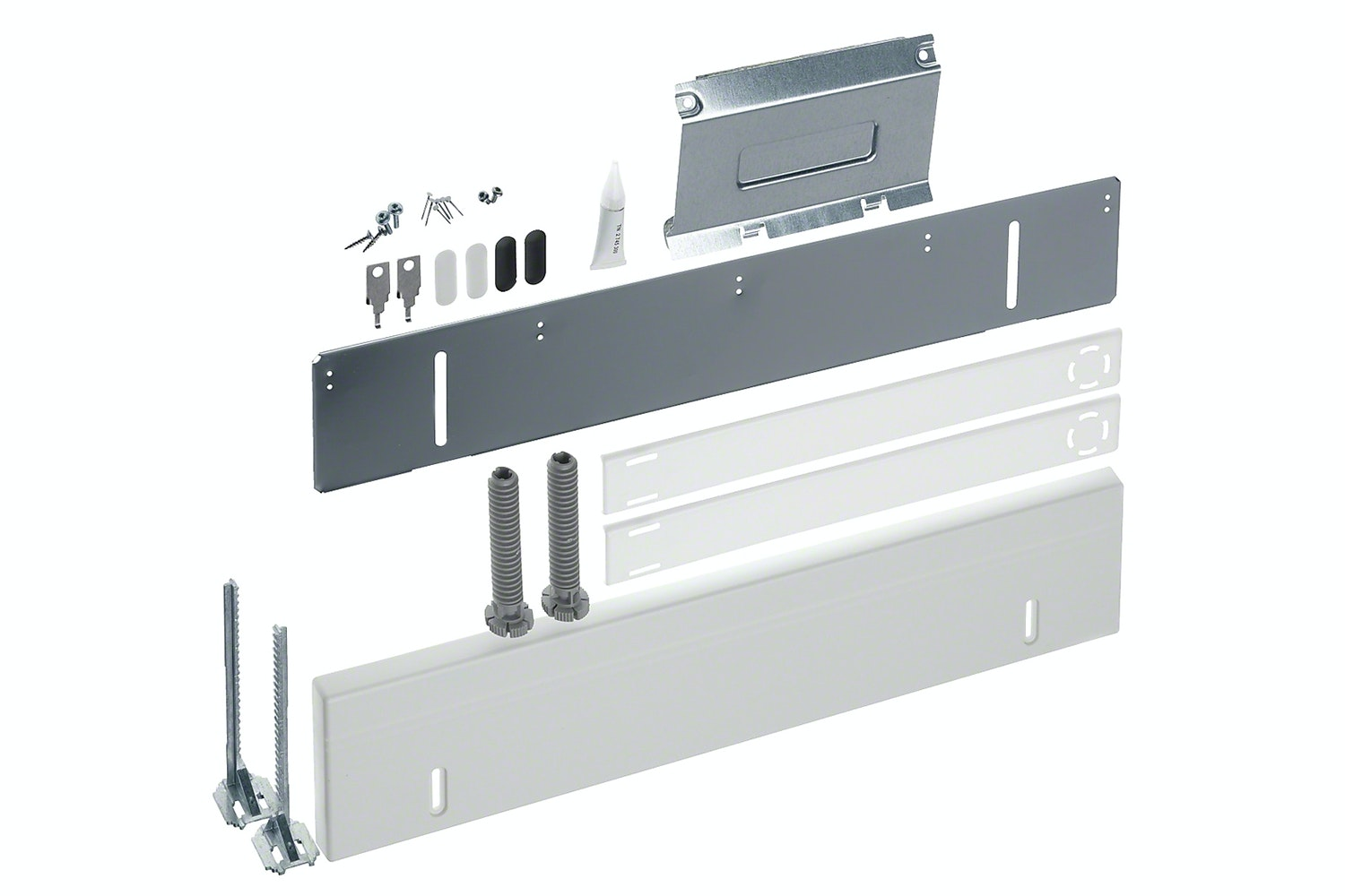 Miele UBS G 60-1  Dishwasher built-under kit   for the perfect installation of a built-under dishwasher
