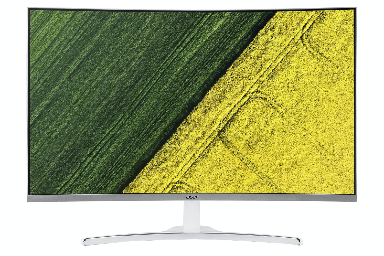 "Acer 31.5"" Full HD Curved Monitor 