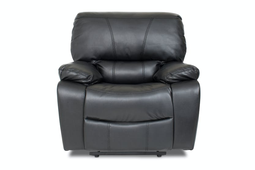 Sensational Cooper Recliner Chair Black Pdpeps Interior Chair Design Pdpepsorg