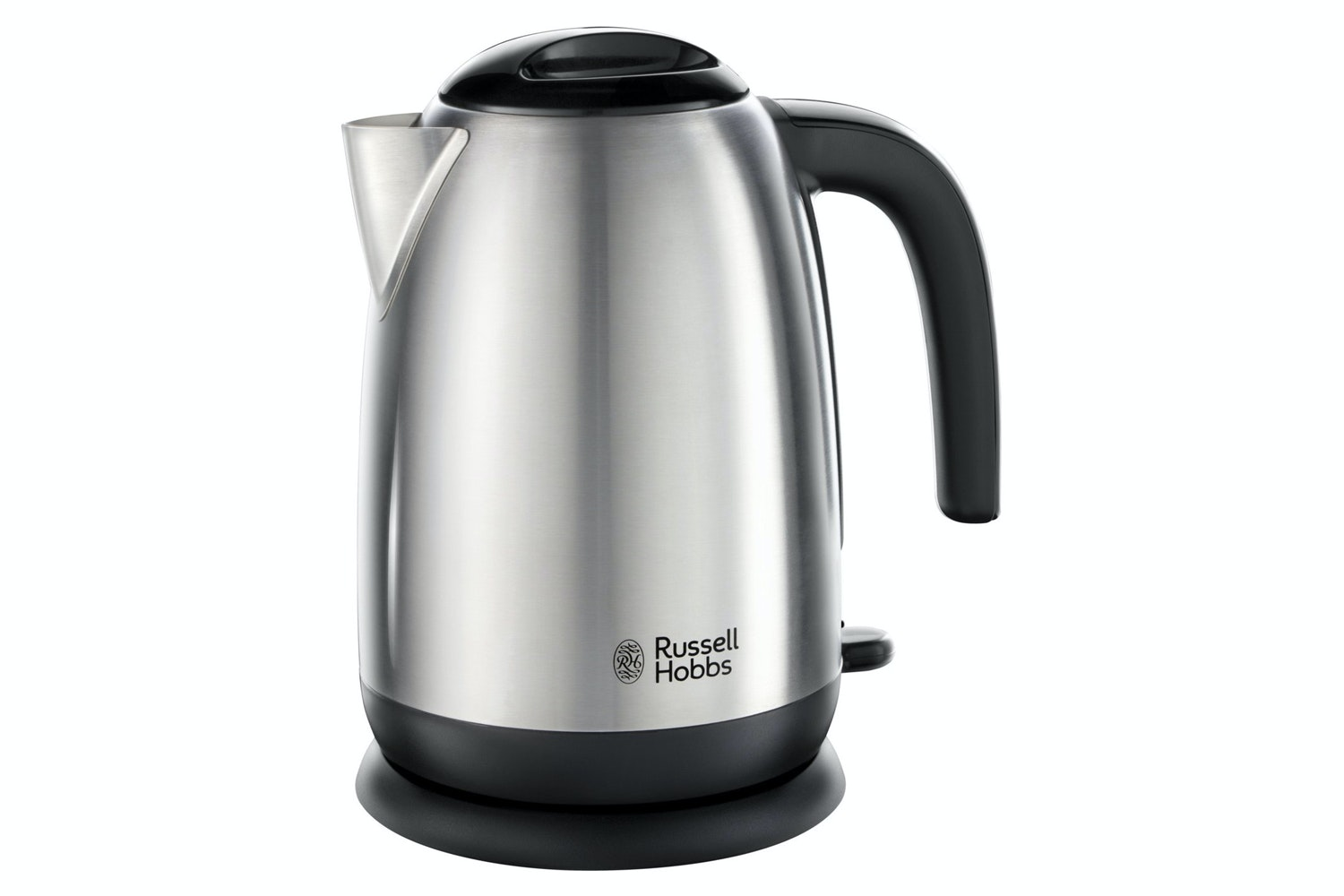 Russell Hobbs Adventure Rapid Boil Jug Kettle | Stainless Steel