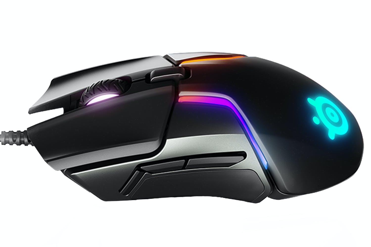 SteelSeries Rival 600 Optical Gaming Mouse | Black