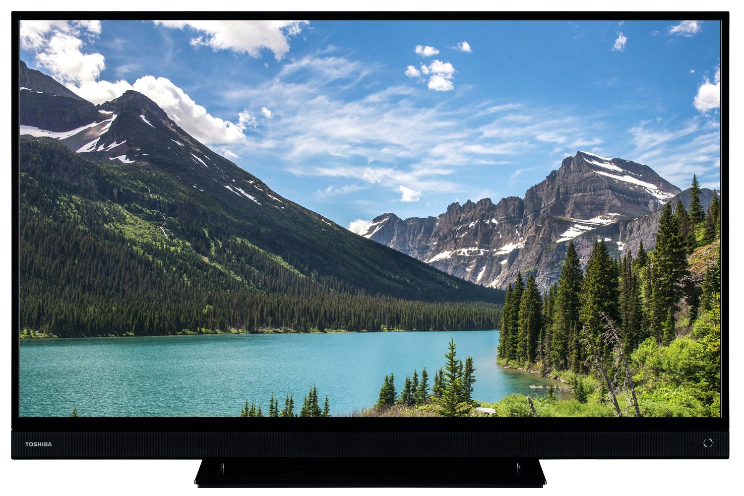 "Toshiba 55"" 4K UHD HDR Smart LED TV 