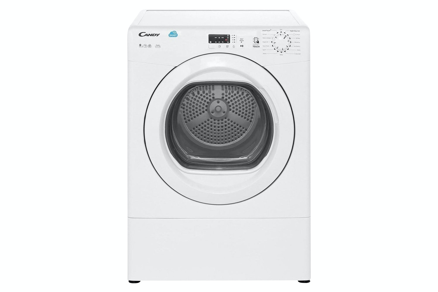 Candy 9kg Grand'O Vita Vented Tumble Dryer | CSVV9LG-80