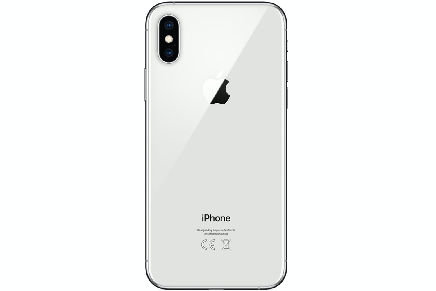 iPhone XS | 256GB | Silver