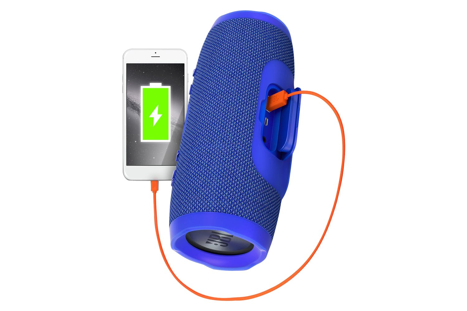 Jbl Charge 3 Bluetooth Speaker Blue Ireland Mini Portable Wireless Charger 1