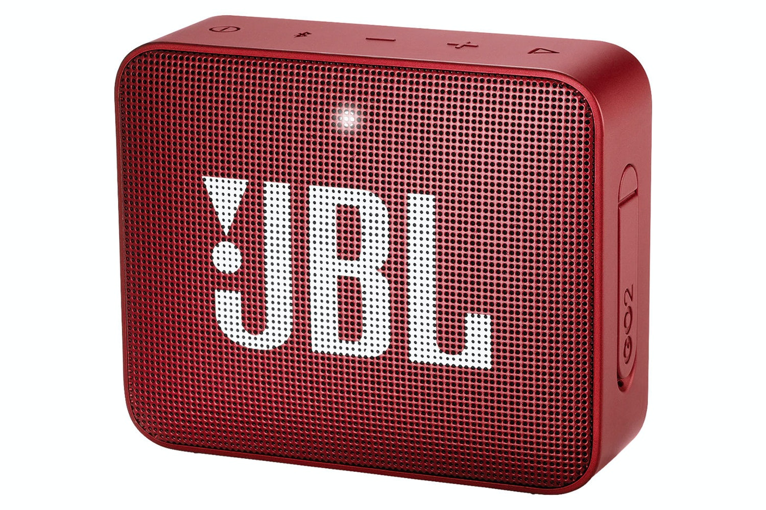 JBL GO 2 Bluetooth Speaker | Ruby Red