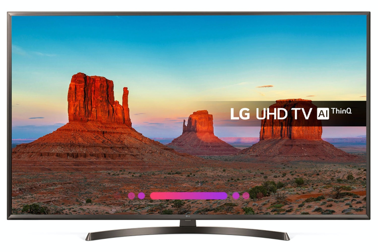 "LG 49"" 4K Ultra HD Smart LED TV 