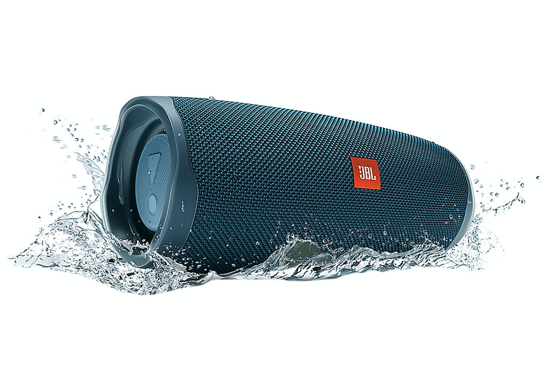 JBL Charge 4 Bluetooth Speaker | Blue