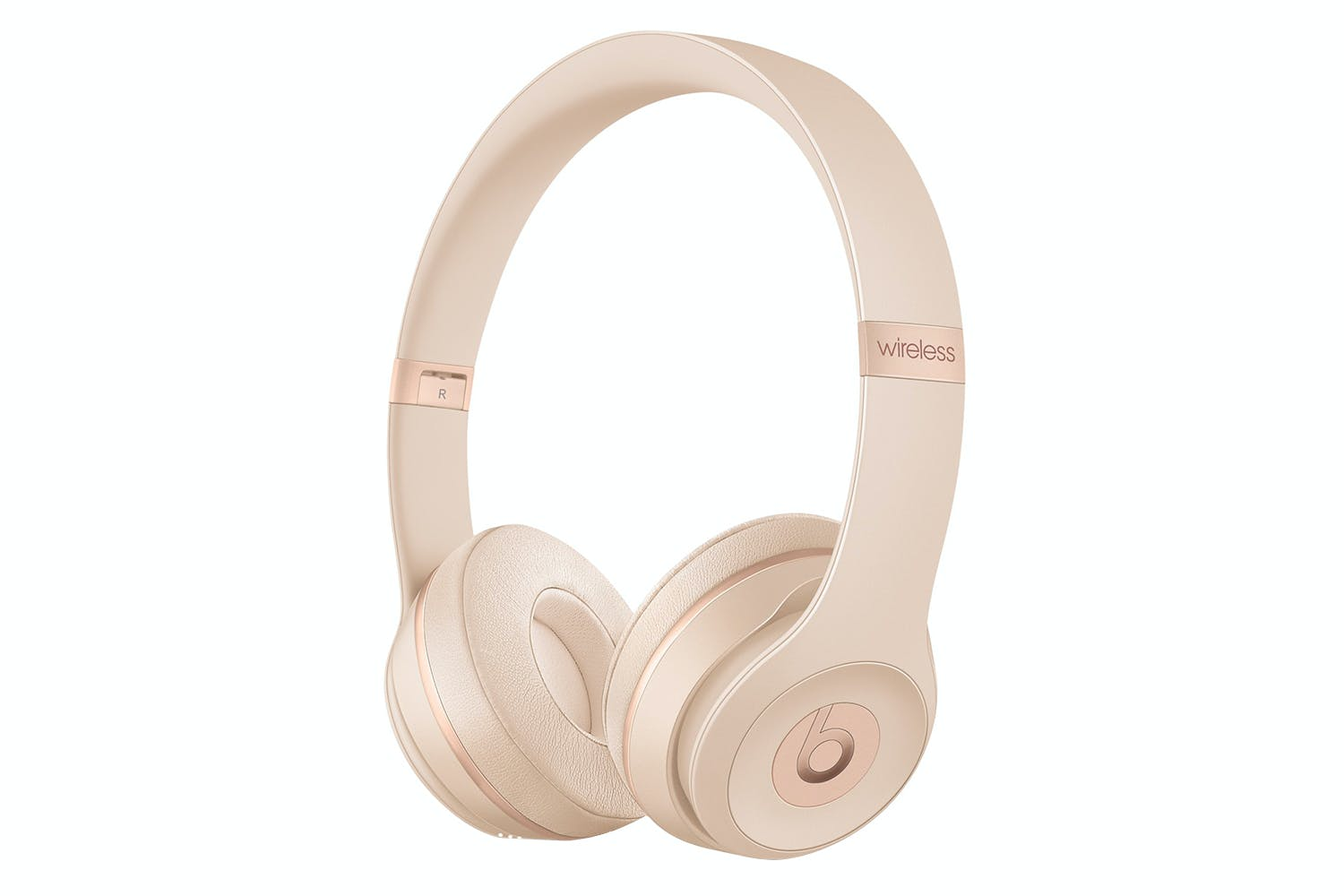 Beats Solo3 Wireless On-Ear Headphones | Satin Gold