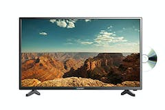 "Blaupunkt 32"" HD Ready LED TV with Built-in DVD 