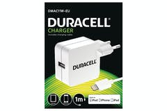 Duracell Duracell 2.4A Phone/Tablet Wall Charger