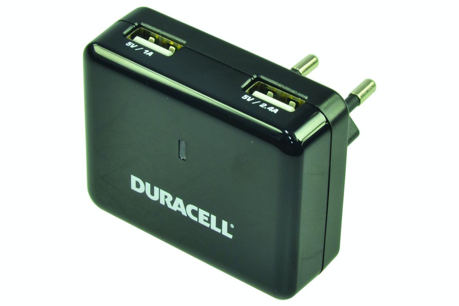 Duracell Duracell Dual USB Wall Charger 2.4A &1A