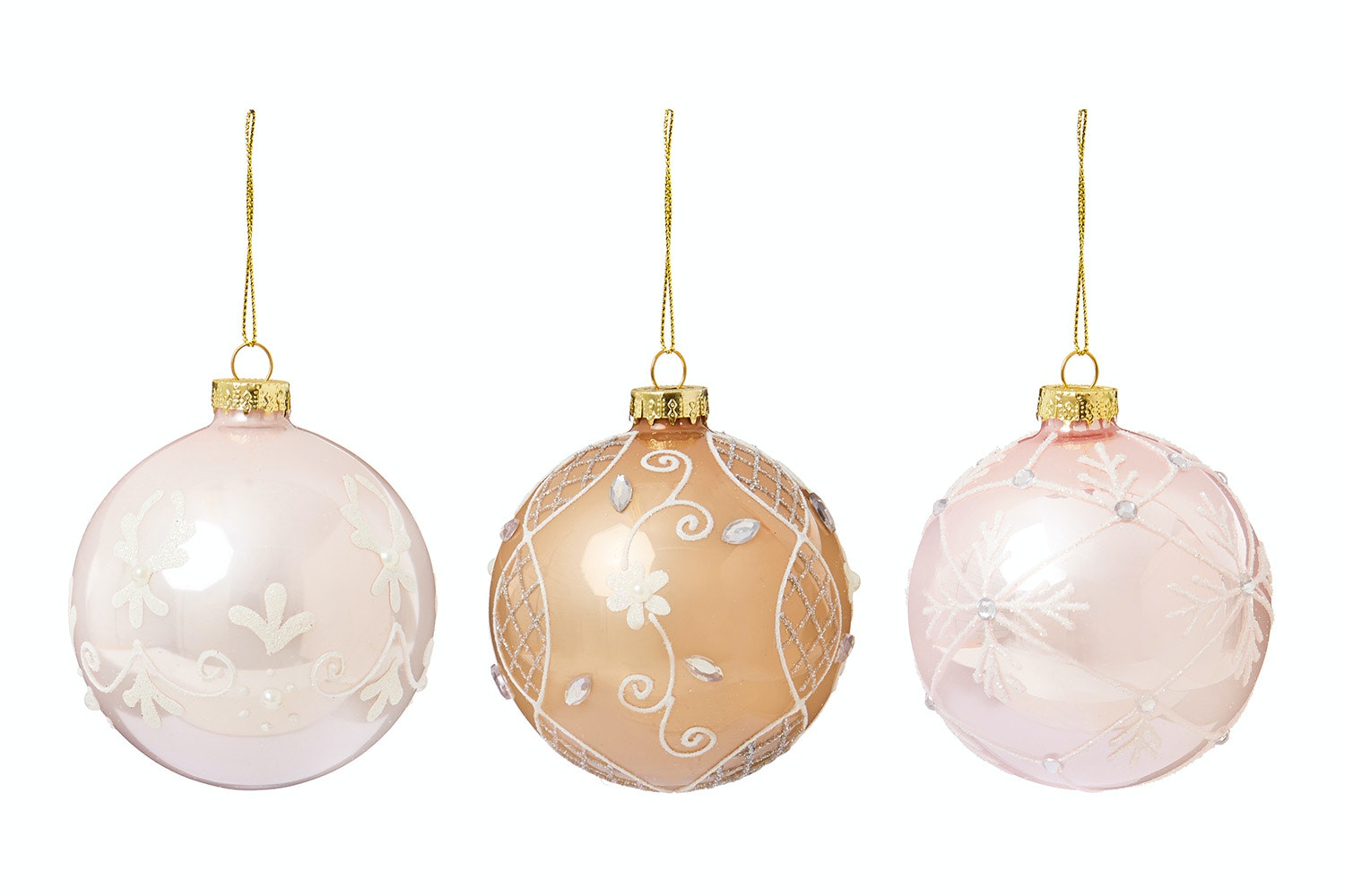 Pearl Oyster Christmas Decoration