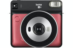 Instax SQ6 Instant Camera | Ruby Red