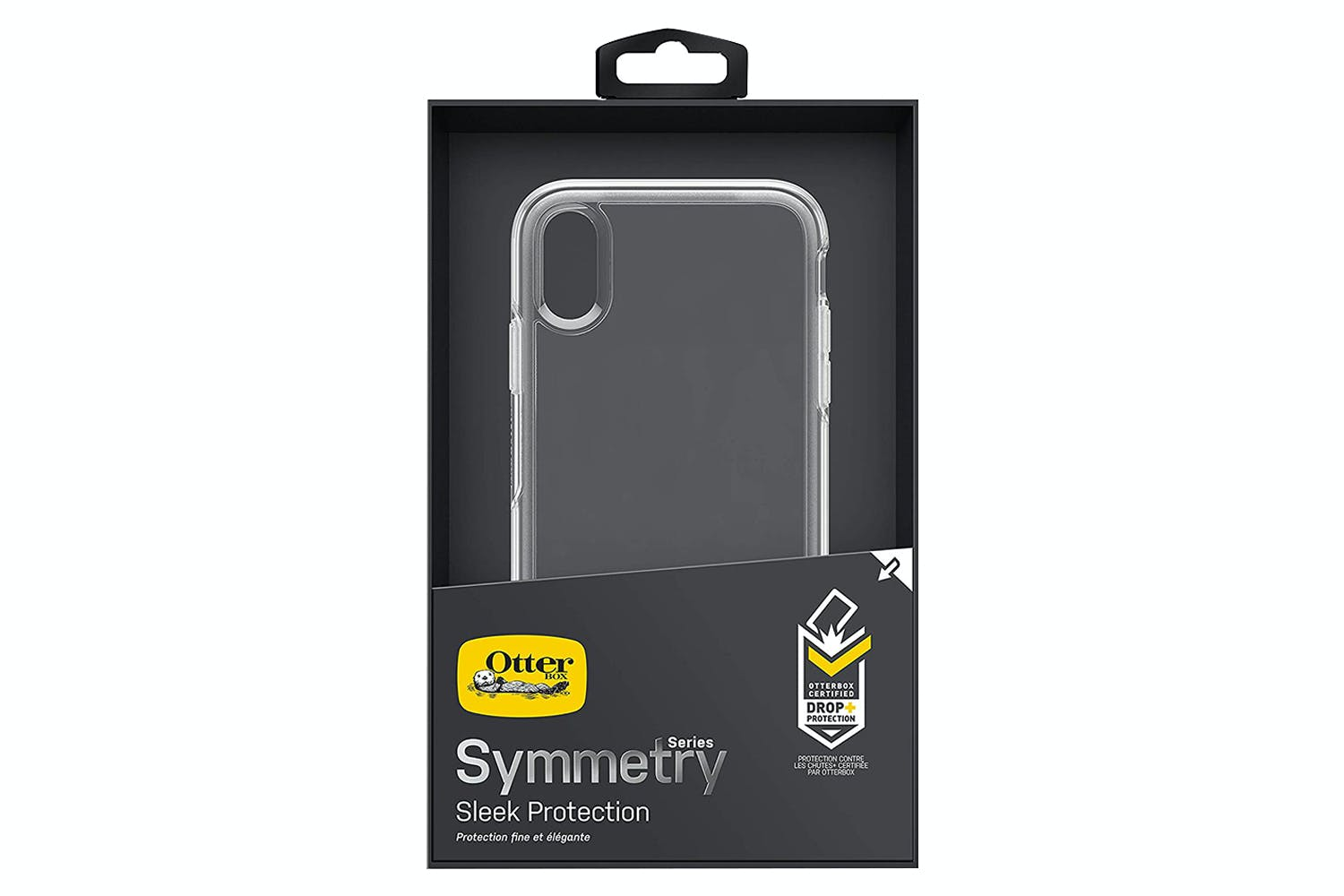 buy online c427c 23fa9 Otterbox Symmetry Series iPhone XR Case | Clear
