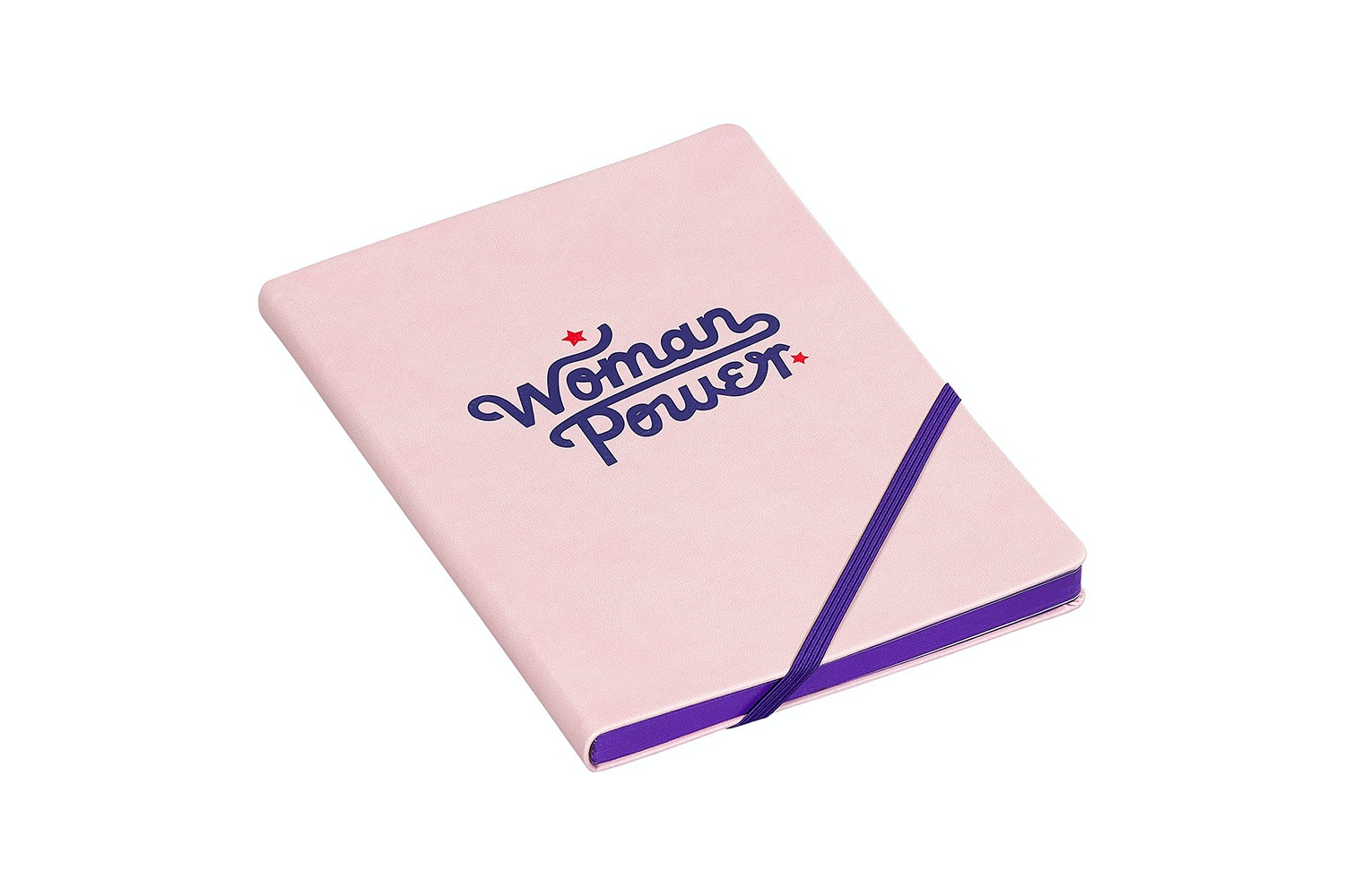 A5 NOTEBOOK WOMAN POWER