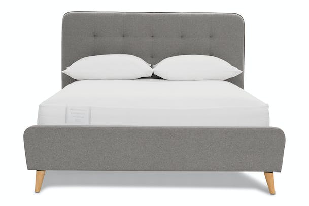 Bjorn Bedframe | 5Ft | Elephant Grey