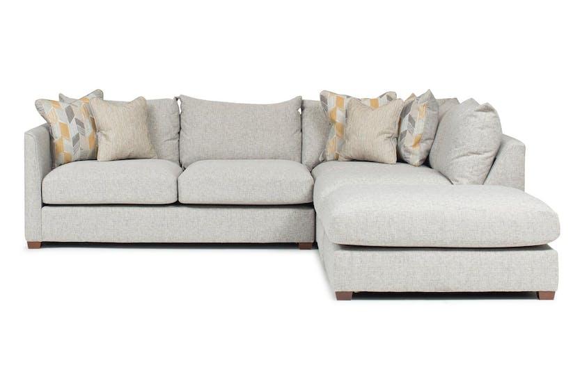 Wondrous Faye Chaise Sofa Customarchery Wood Chair Design Ideas Customarcherynet