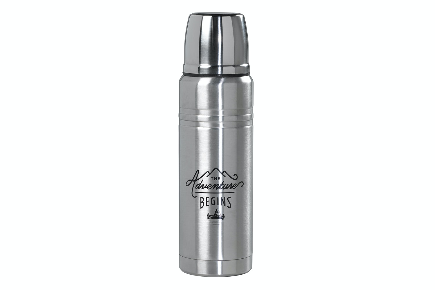 FLASK STAINLESS STEEL 500ML