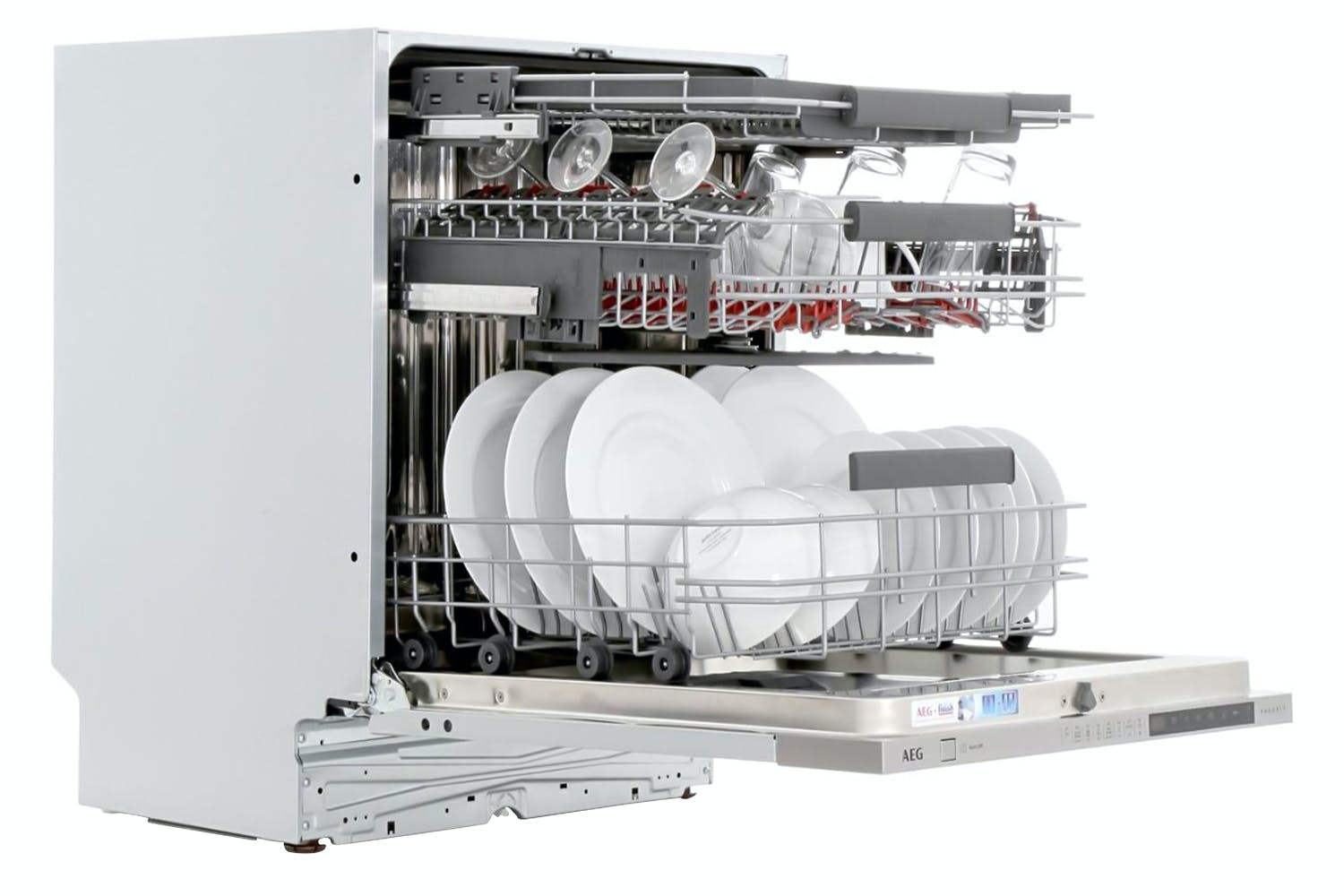 AEG Fully Integrated Dishwasher | 15 Place | FSE83710P