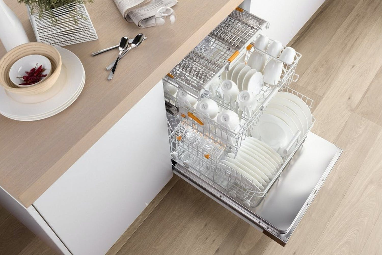 Miele G 4940 SC Jubilee  Freestanding dishwashers   with 3D cutlery tray for maximum convenience at an attractive entry level price