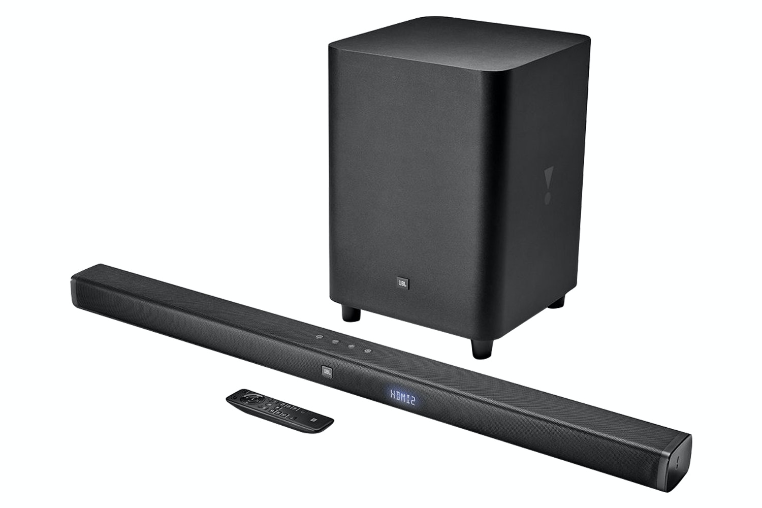JBL 3.1Ch Soundbar with Wireless Subwoofer
