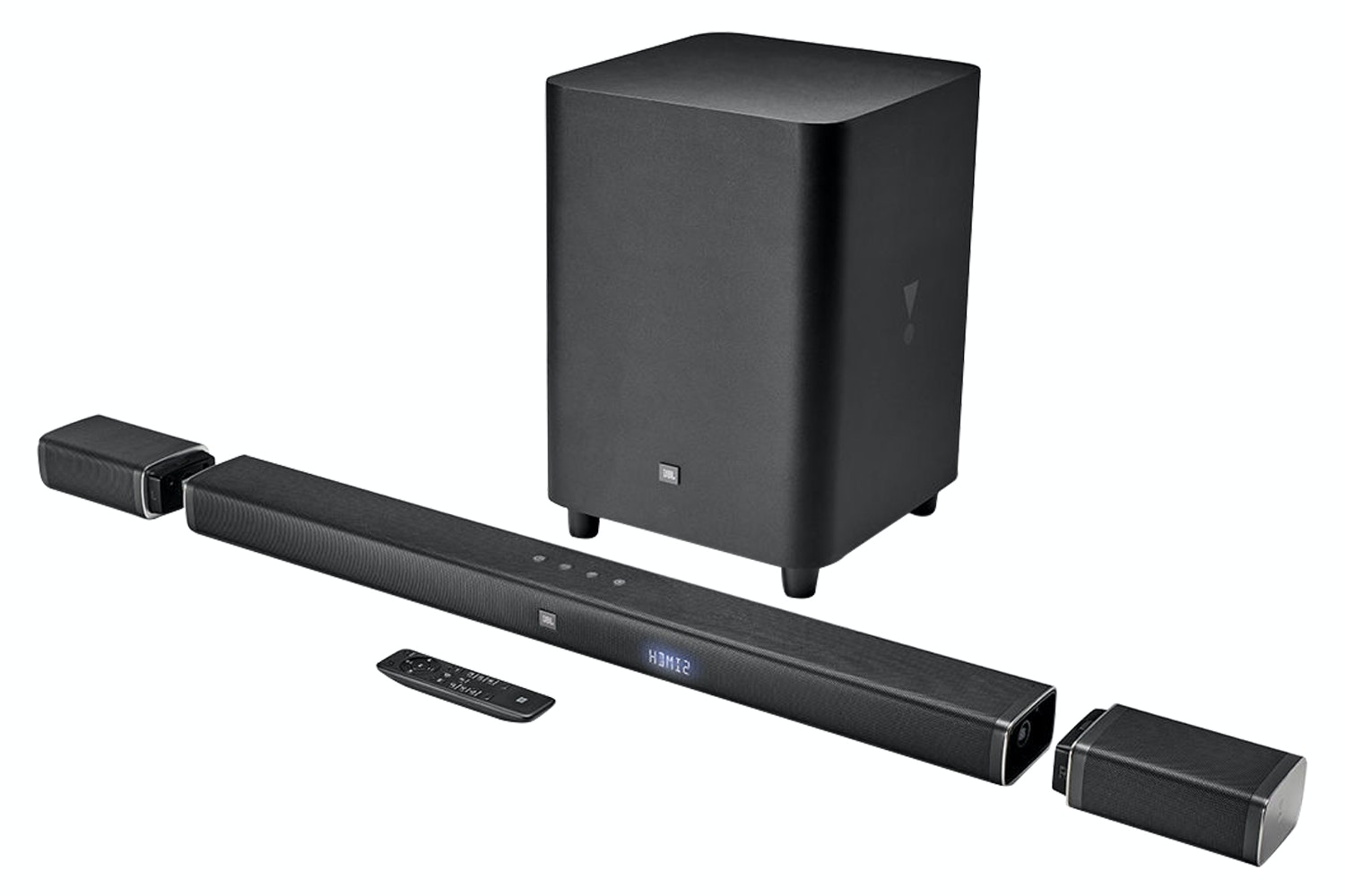 JBL 5.1Ch Soundbar with Wireless Subwoofer