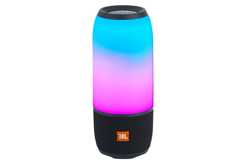 JBL Pulse 3 Portable Bluetooth Speaker | Black