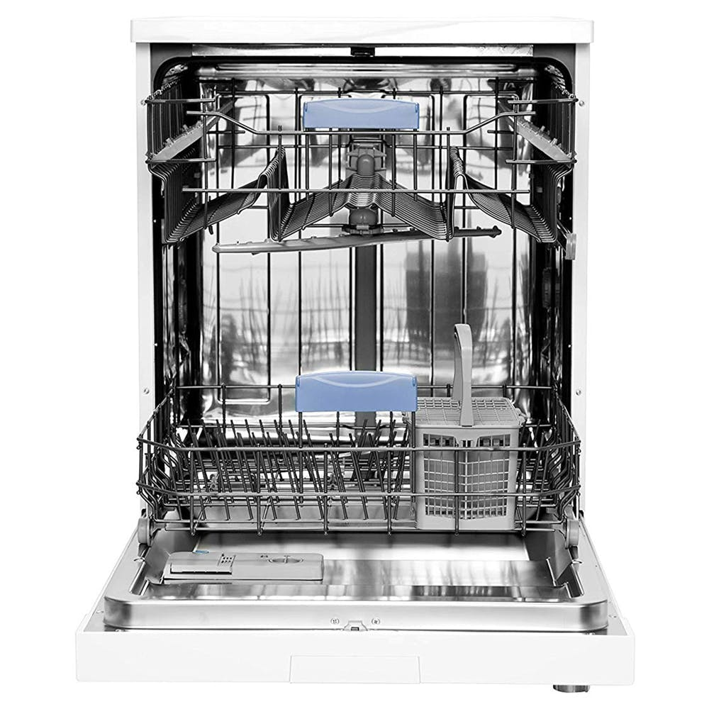 Sharp Freestanding Dishwasher | 12 Place | QWC13F472W