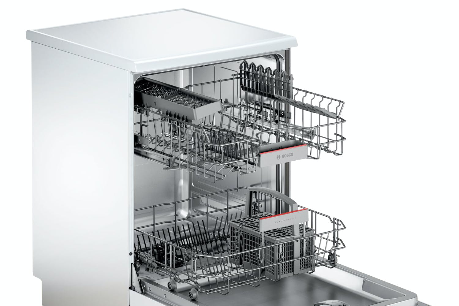 Bosch Serie 4 Freestanding Dishwasher | 13 Place | SMS46IW04G