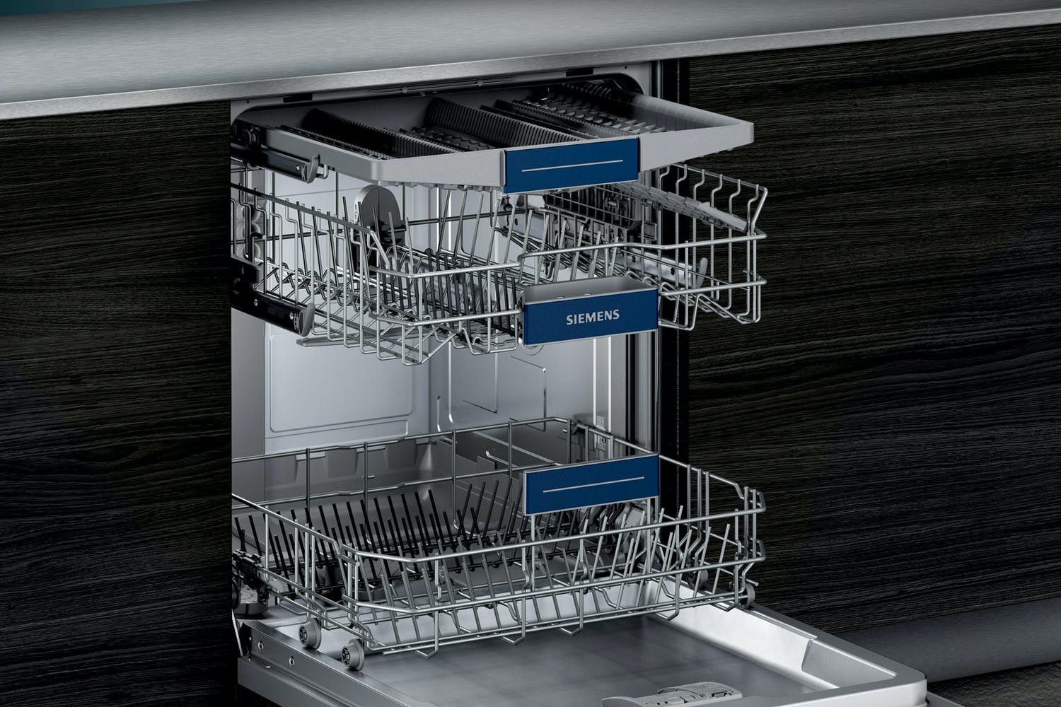 Siemens Fully Integrated Dishwasher | 13 Place | SN636X00KG