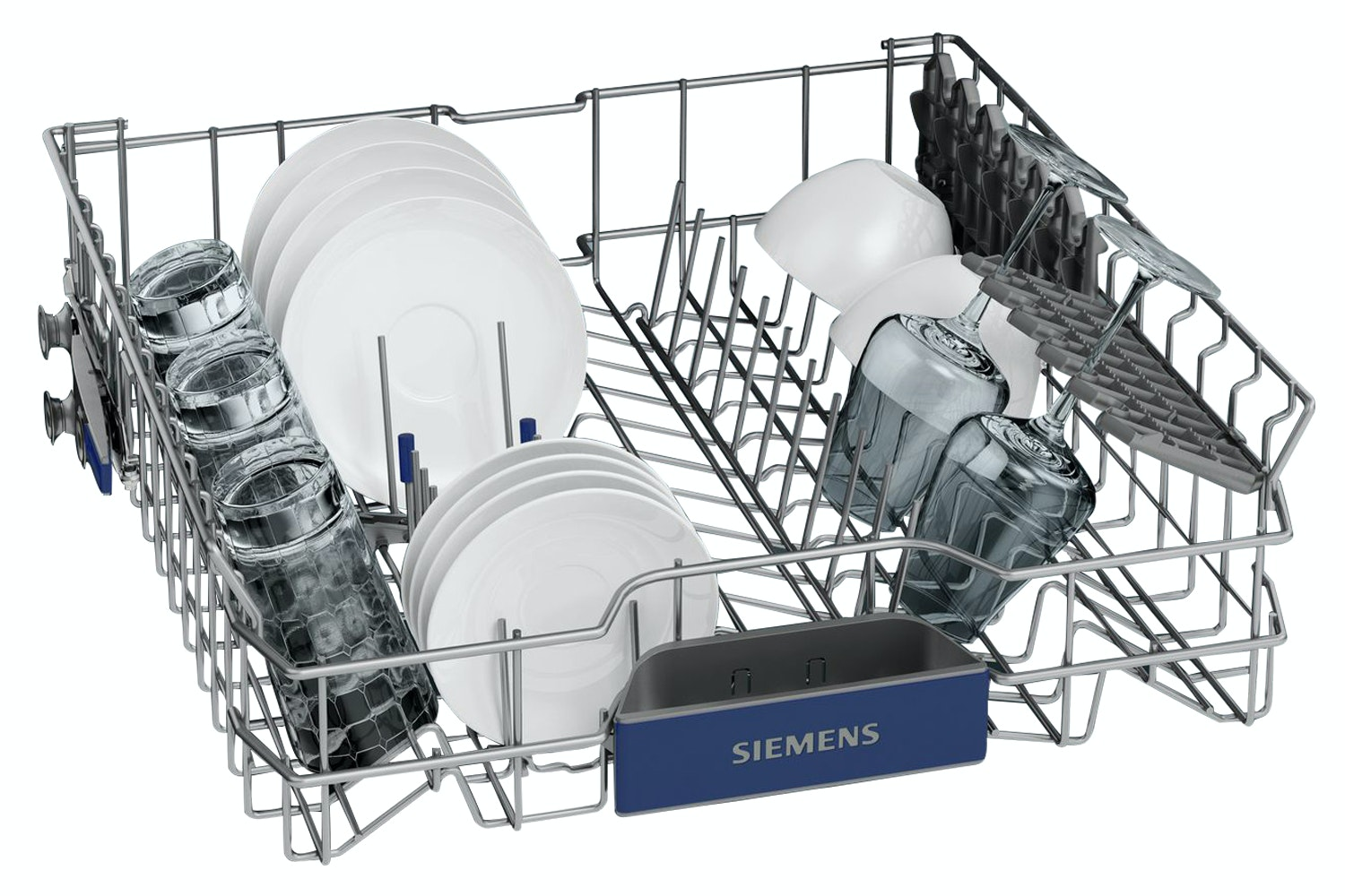 Siemens Fully Integrated Dishwasher | 14 Place | SN658D00MG