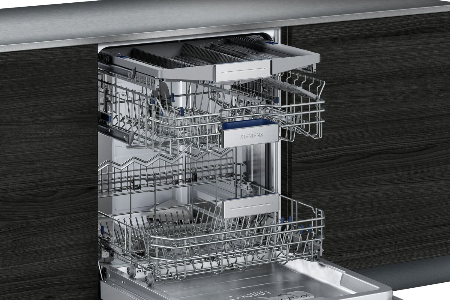 Siemens iQ700 Integrated Dishwasher | 14 Place | SN678D01TG