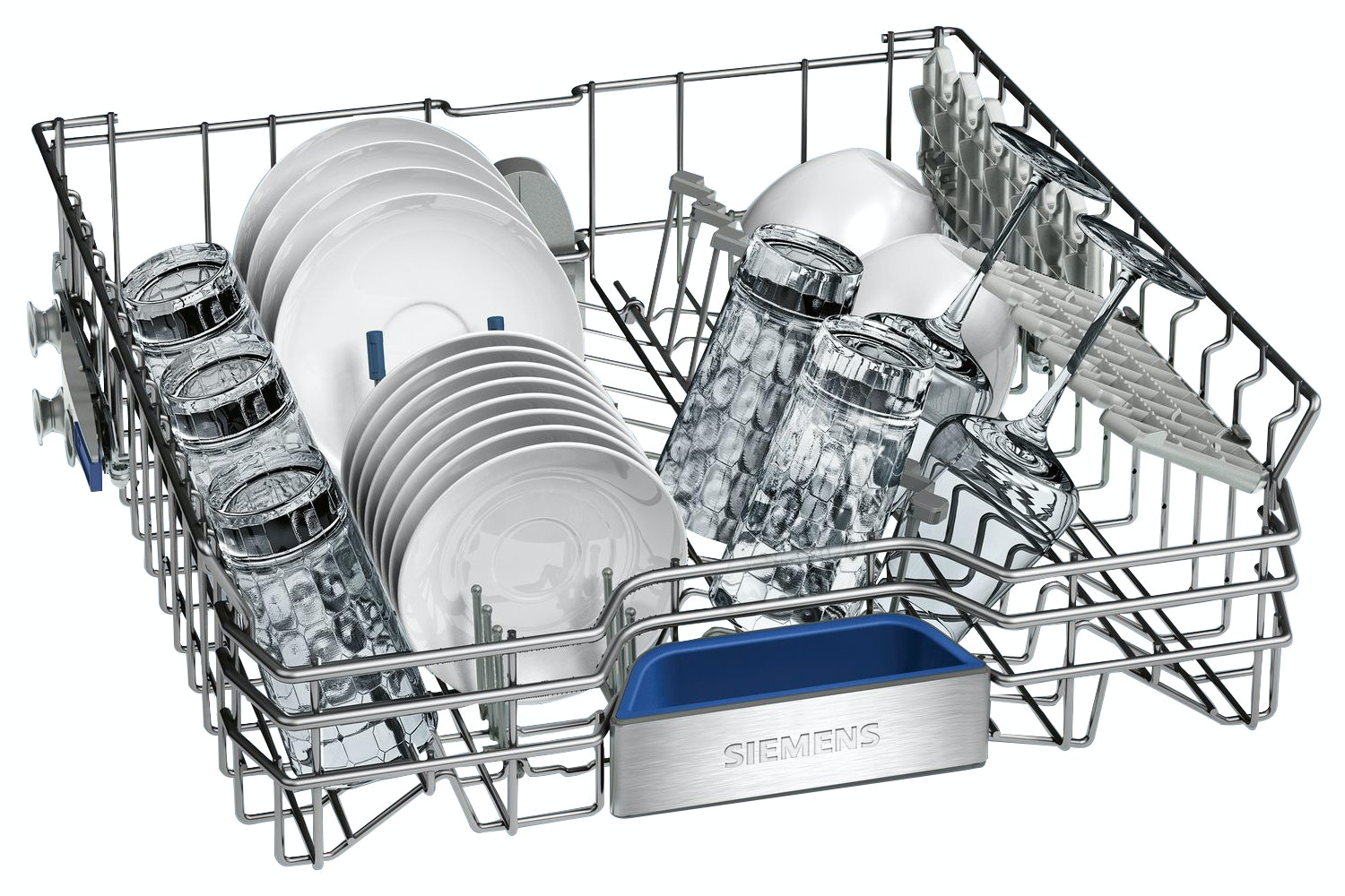 Siemens Fully Integrated Dishwasher | 14 Place | SN678D06TG