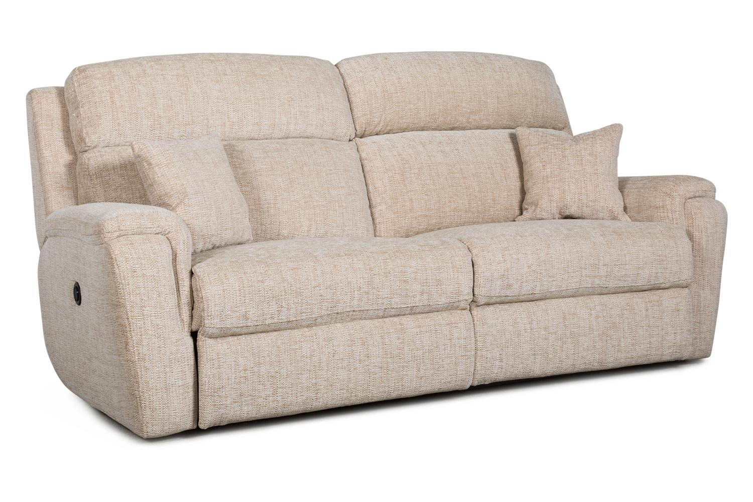 Samey 3 Seater Recliner Sofa
