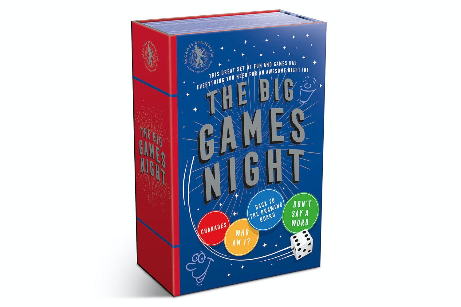 The Big Games Night | The great set of fun and games