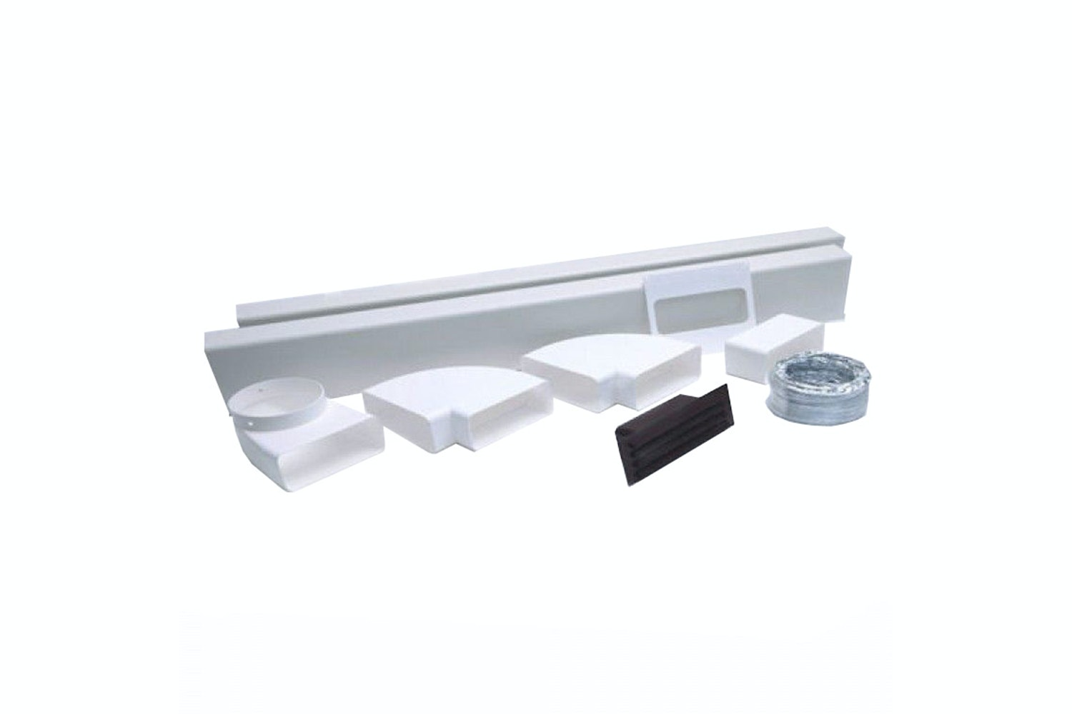 Luxair 3.5m Cooker Hood Ducting Kit | LA150-3.5M