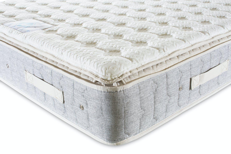 low priced c4aeb 9fc86 Vitality Latex Pillow Top Mattress | 3ft