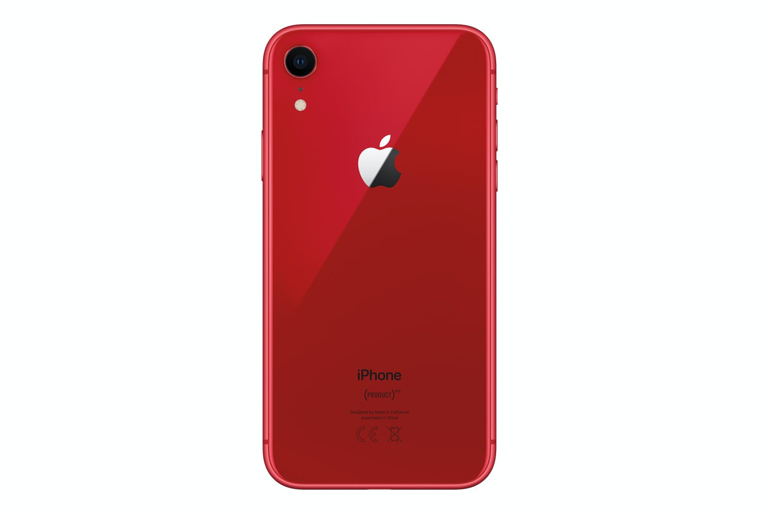 new product 10e77 a5cc8 iPhone XR | 128GB | (Product)Red
