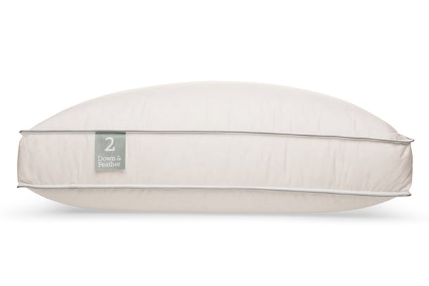 Sleep Studio Pillow | Feather & Down | 2