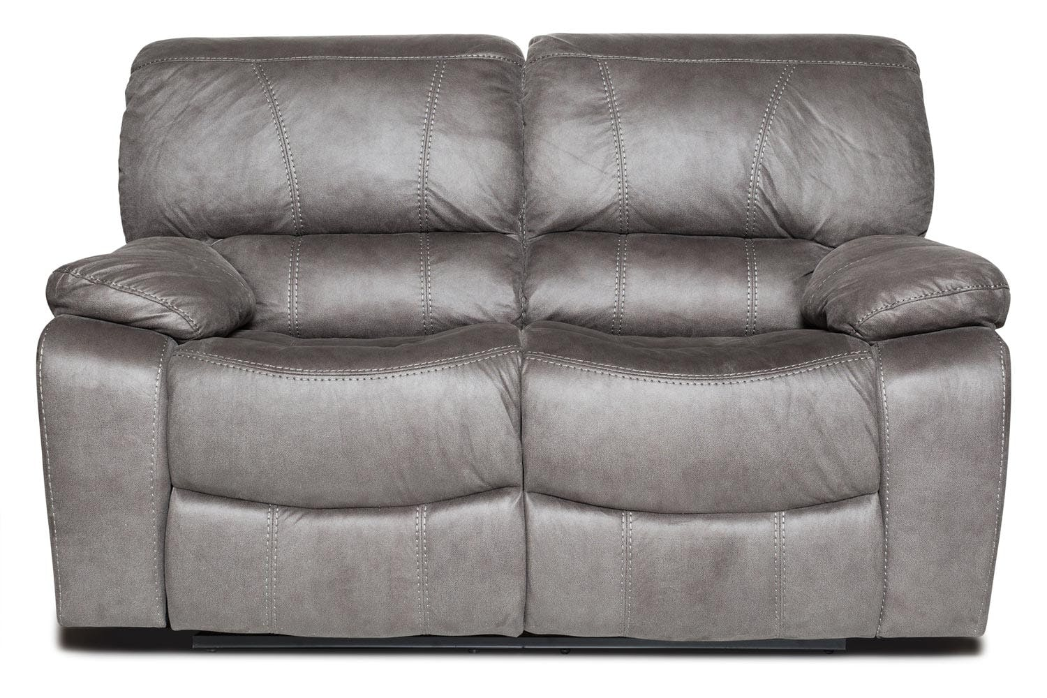 Cooper 2 Seater Recliner Sofa Grey
