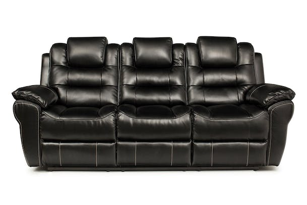 Baxter 3 Seater Twin Recliner | Electric