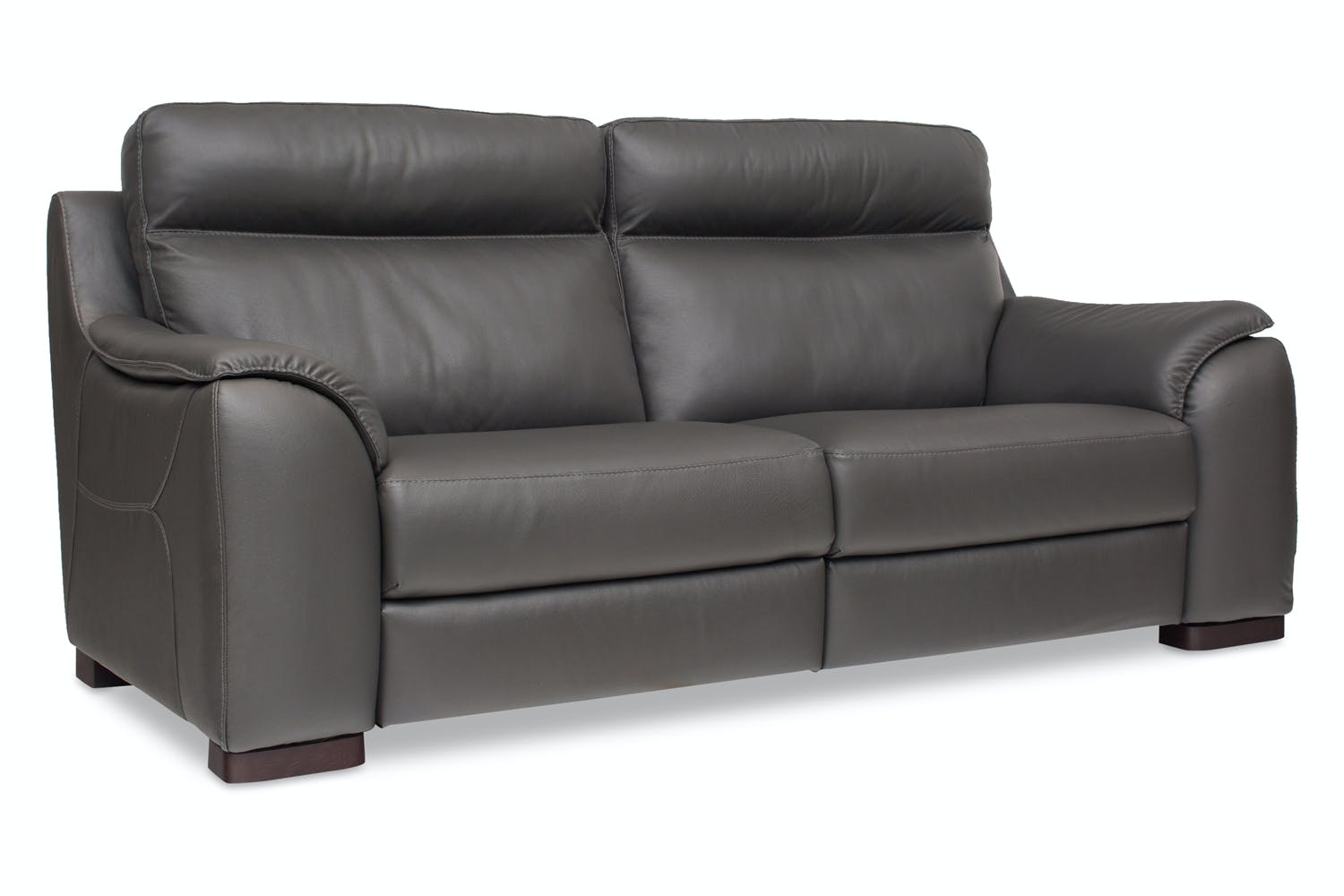 Electric Reclining Leather Sofa Gorgeous 2 Seater Electric