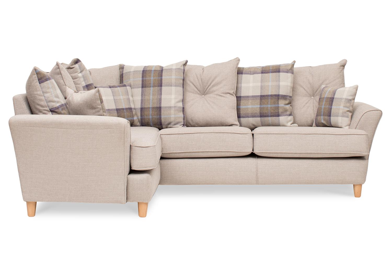 Noah Corner Sofa | Grey