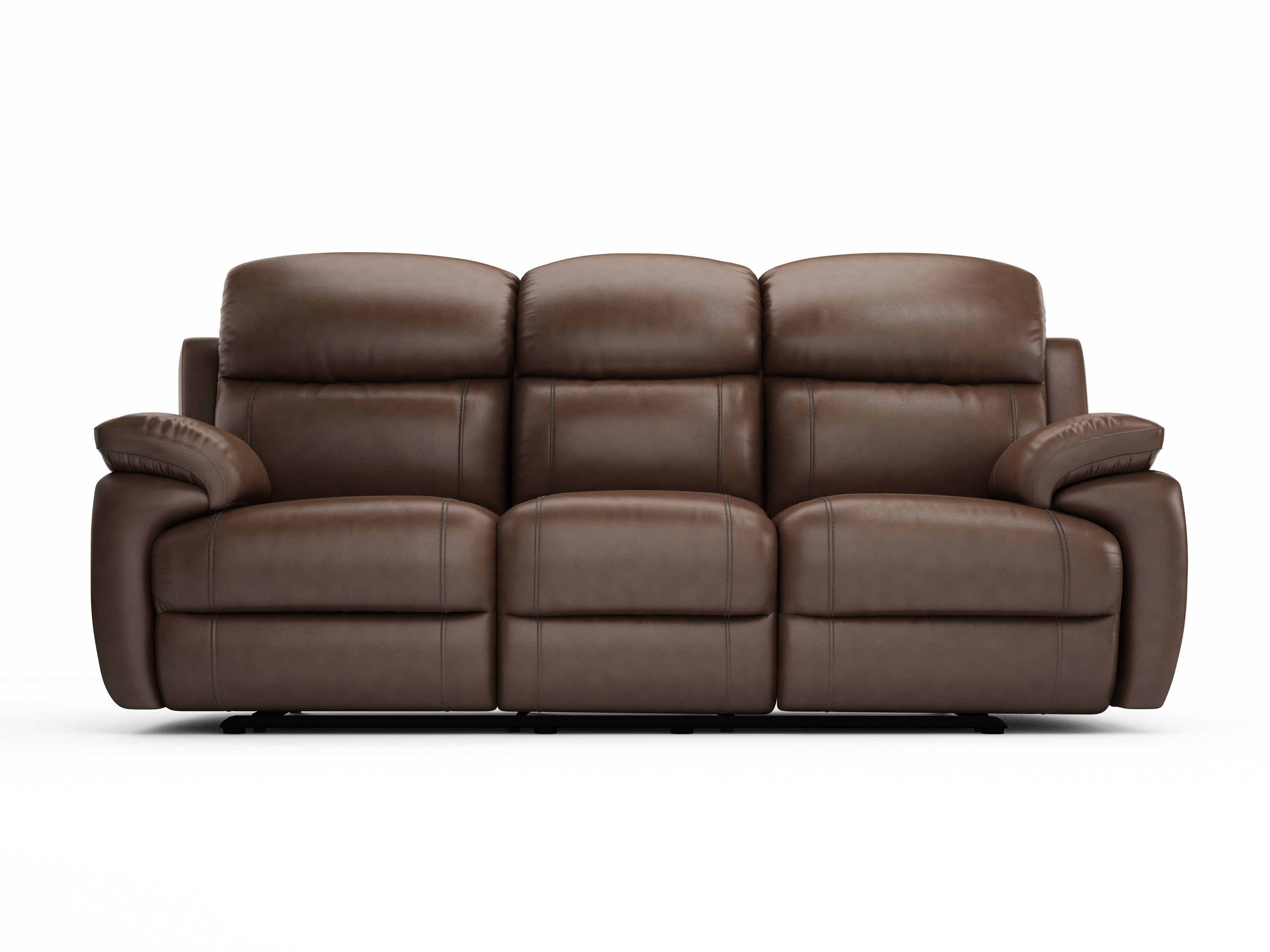 Maya 3-Seater Recliner Sofa | Colour options