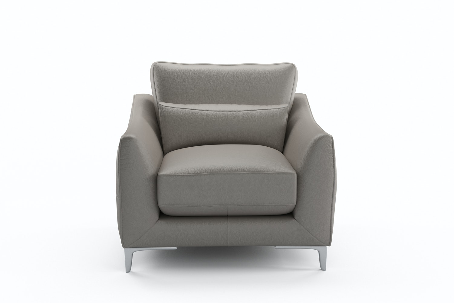 Tandi Armchair | Lead Grey