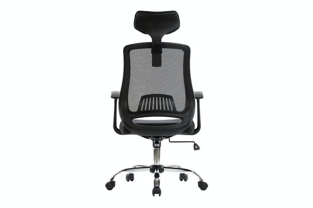 Florida Office Chair | Black