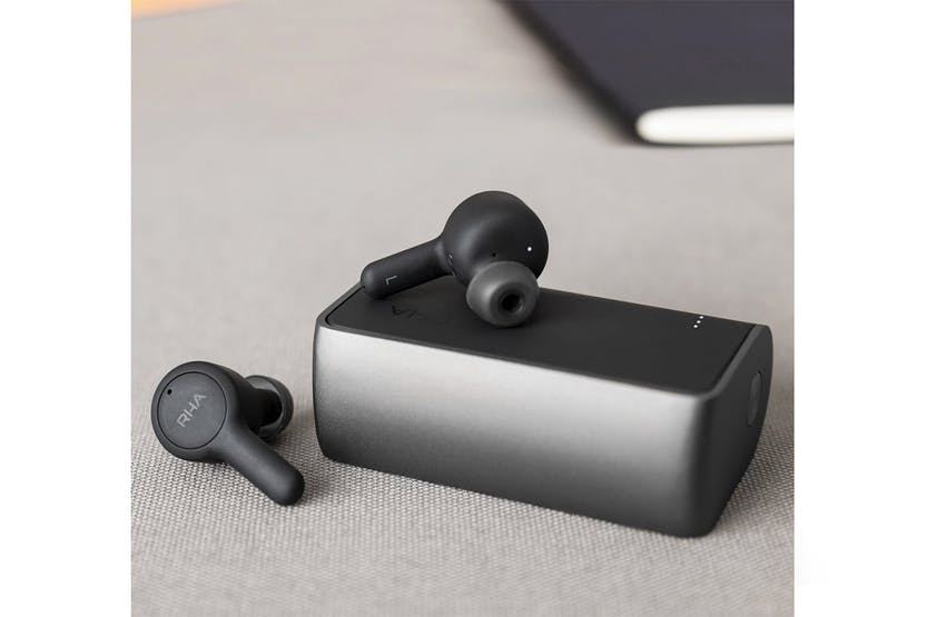 RHA TrueConnect Wireless Earbuds | Black