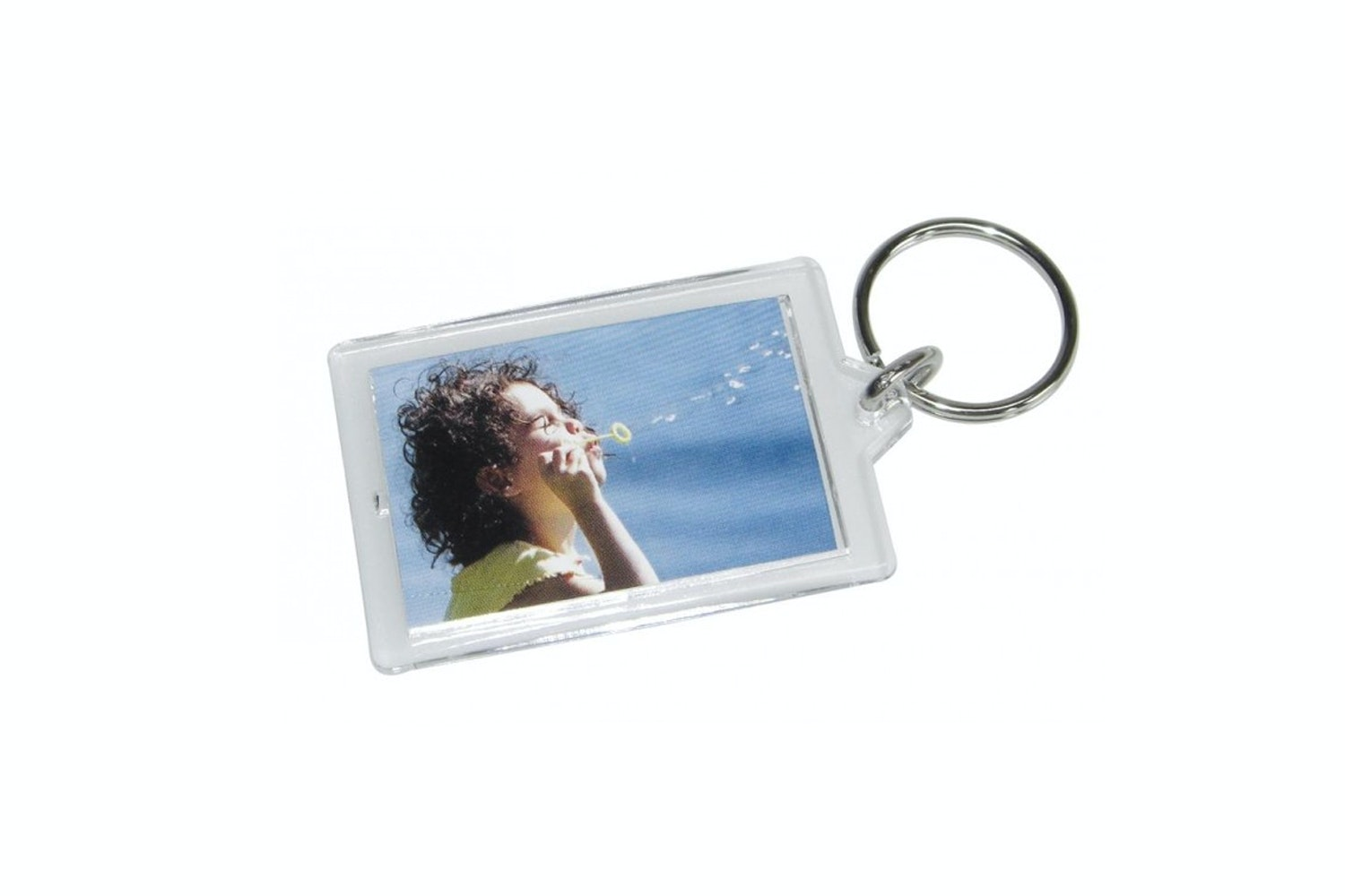 Walther Photo Keyring